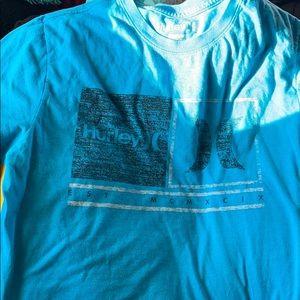 men's medium hurley shirt
